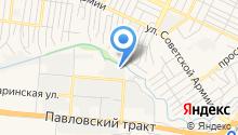 ConFix на карте