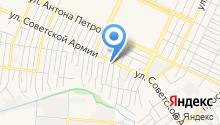 Автоспас Барнаул на карте