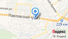 Магазин автоэлектрики на карте