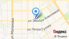 Авто Алтай Спас на карте