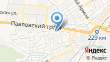 KEYFAST на карте