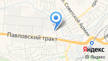 Топ-Шина на карте