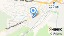 Аварийно-диспетчерская служба по водопроводу и канализации на карте