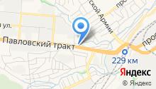 Автогрейд на карте