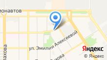 Автостекло №1 на карте
