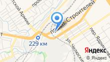 AURAPRO на карте