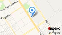 Почтовое отделение №37 на карте