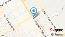 FitCurves на карте