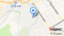 PanCar на карте