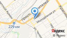 BestInk.ru на карте