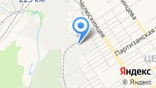 СК Проект на карте