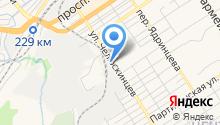 mr. Чебурекофф на карте