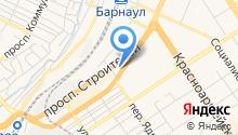 СтройГолдАлтай на карте