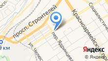 Ma Vie на карте