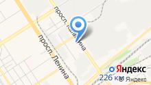 БАРНАУЛ-МОТОРС на карте