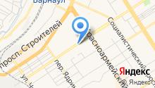 ORGANIC на карте