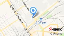 АЛЬБИОН МОТОРС на карте