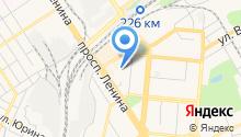 Эдель-Вейс на карте