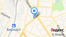 GSM 777 на карте