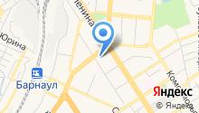 Area Travel на карте