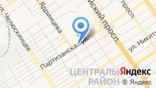 Автостекло ОПТ+ на карте