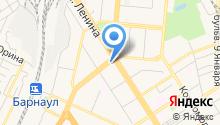Нотариус Смагина Т.А. на карте