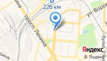 Эвакуатор22 на карте