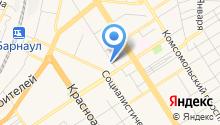 Архитектурная студия Кирилла Храбрых на карте