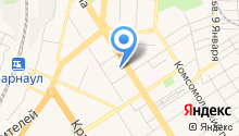 HotDogg`s на карте