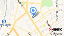 Арбитражный суд Алтайского края на карте