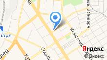 5я Авеню на карте