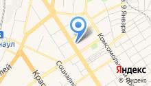 Концертно-продюсерский центр на карте