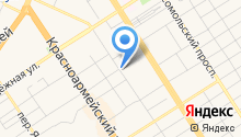 Ателье дизайна и архитектуры Софии Бартко на карте