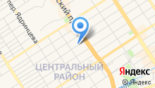 Барнаульская служба спасения на карте