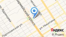 EcoDeco на карте