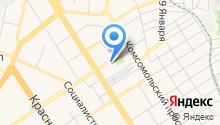 Алтайский государственный медицинский университет на карте