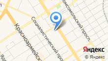 IRON CLUB на карте