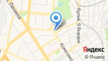 БарнаулСтройПроект на карте