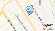 Lakomka cafe на карте