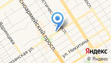 HP Barnaul на карте