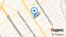 Адельфо Стенд на карте