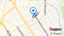 АВТОЗАПЧАСТИ RENAULT, магазин запчастей для RENAULT, PEUGEOT на карте