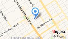 ПРОНТО-автозапчасти на карте