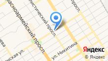 Краевой справочно-информационный фармацевтический центр на карте