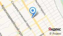Agel на карте