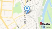 Fedorov на карте