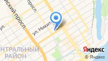 Evalution на карте