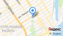 Мотоцентр на карте