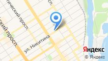 """""""Лендинг пейдж Барнаул"""" - Онлайн сервис на карте"""