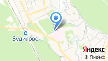 Алтайский противотуберкулезный диспансер на карте